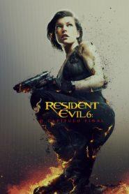 Resident Evil 6: O Capítulo Final (2016) Assistir HD 1080p Dublado Online