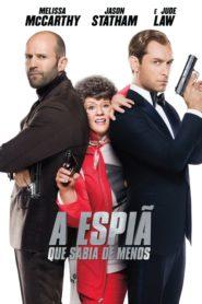 A Espiã Que Sabia de Menos – Assistir HD 720p – Online Dublado