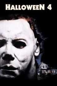 Halloween 4 – O Retorno de Michael Myers – Assistir HD 720p Dublado