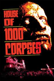 A Casa Dos 1000 Corpos Online – Assistir HD 720p Dublado