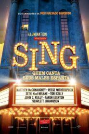 Sing – Quem Canta Seus Males Espanta ( 2016 ) Online – Assistir HD 720p Dublado